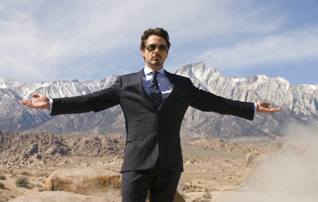 Robert Downey-jr Tony Stark