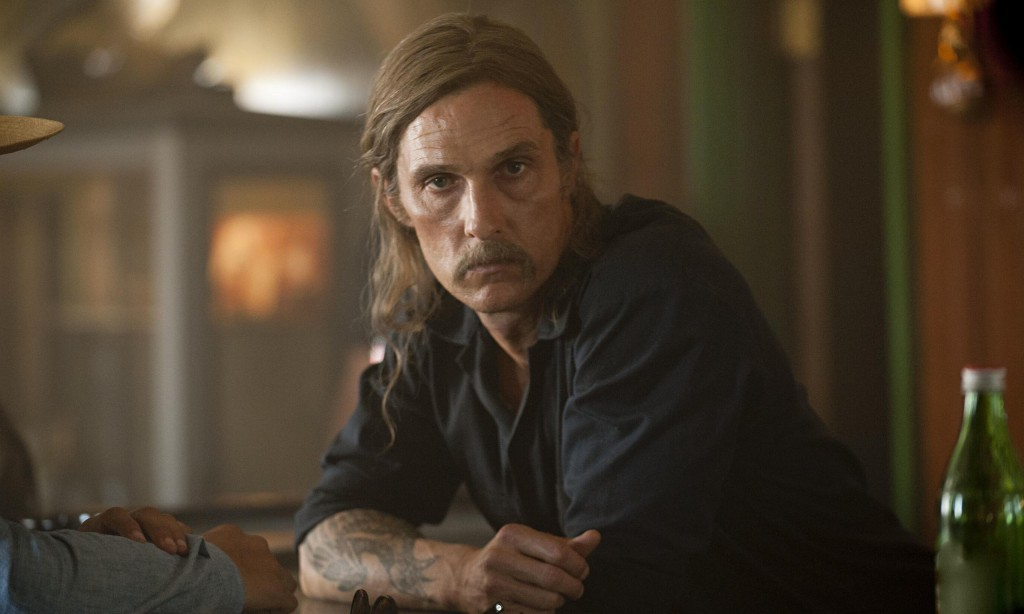 True Detective Cohle McConaughey